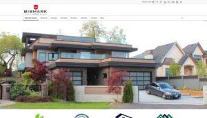 Bismark Homes - WordPress Website Design