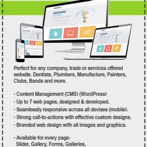 CARIBOO WordPress website Design Company + Package